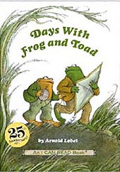 Days with Frog and Toad Hardcover Picture Book