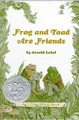 Frog and Toad are Friends Hardcover Picture Book