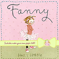 Fanny Hardcover Picture Book
