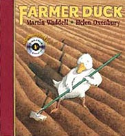 Farmer Duck Book & CD