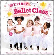 My First Ballet Class Board Book