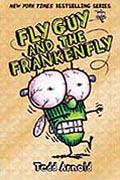 Fly Guy and the Frankenfly Hardcover Chapter Book =