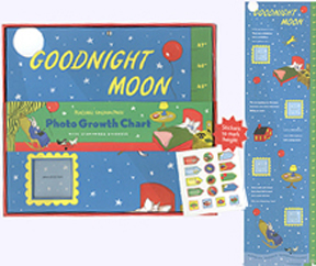 Goodnight Moon Photo Growth Chart