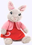 5 in. Lily Bobtail Plush Nick TV Character