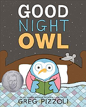 Good Night Owl Hardcover Picture Book