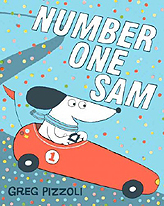 Number One Sam Hardcover Picture Book