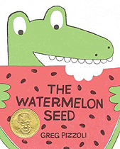The Watermelon Seed Hardcover Picture Book
