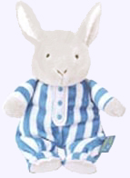 9 in. Goodnight Moon Plush Bunny