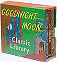 Goodnight Moon Classic Library Set of 3 mini books