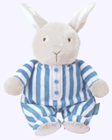 14 in. Goodnight Moon Plush Bunny