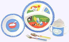 Goodnight Moon Feeding Set