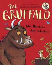The Gruffalo Hardcover Picture Book