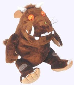 12 in. Large Gruffalo Plush Storybook Character