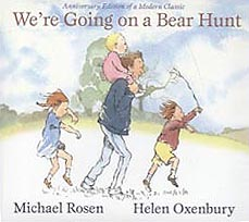 We're Going on a Bear Hunt Hardcover Picture Book