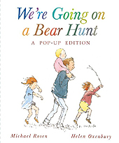 We're Going on a Bear Hunt Hardcover Pop-up Book