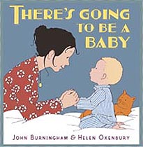 There's Going to be a Baby Hard Cover Picture Book