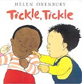 Helen Oxenbury's Tickle, Tickle Board Book