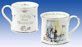 Heron Christening Cup