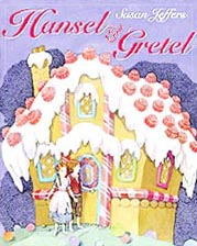 Hansel and Gretel Hardcover Picture Book