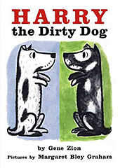 Harry the Dirty Dog Hardcover Picture Book