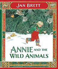 Annie and the Wild Animals Hardcover Picture Book