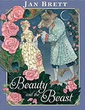 Beauty and the Beast Hardcover Picture Book