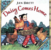 Daisy Comes Home Hardcover Picture Book