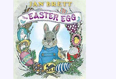 Easter Egg Hardcover Picture Book