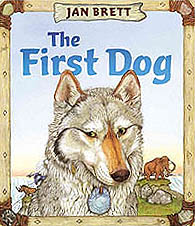 The First Dog Hardcover Picture Book