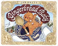 Gingerbread Baby Hardcover Picture Book
