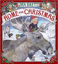Home For Christmas Hardcover Picture Book