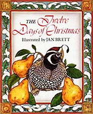 The Twelve Days of Christmas Hardcover Picture Book