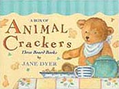 Box of Animal Crackers Board Books