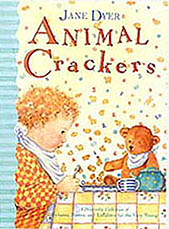 Animal Crackers Hardcover Picture Book