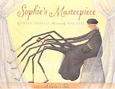 Sophie's Masterpiece Hardcover Picture Book