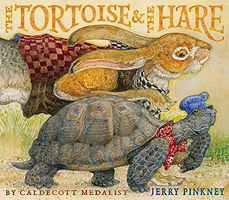 The Tortoise and the Hare Hardcover Picture Book