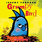 Grumpy Bird Board Book