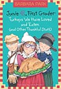 Junie B. - Turkeys We Have Loved and Eaten Hardcover Chapter Book