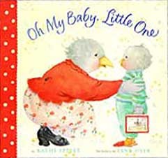 Oh My Baby, Little One Out-of-Print Hardcover Picture Book