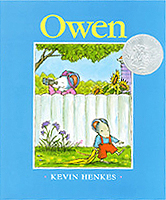 Owen Hardcover Picture Book