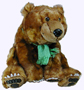 Bear Hunt Plush Doll