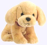 7 in. Biscuit Plush Doll