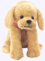 11 in. Biscuit Plush Doll