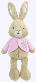 12 in. My First Flopsy Bunny Plush Doll