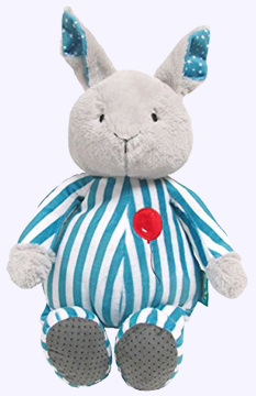 18 in. Goodnight Moon Plush Cuddle Bunny