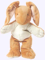 11 in. Floppy Nutbrown Hare Puppet