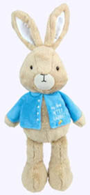 12 in. My First Peter Rabbit Plush Doll.