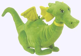 16 in. Large Puff the Magic Dragon Plush