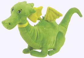 16 in. Puff the Magic Dragon�Plush