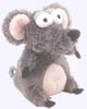 4 in. Seymour Mouse Plush